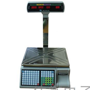 定福庄任先生定购的条码秤、收银秤、收款机已安装OK