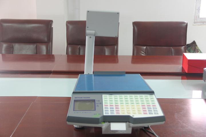 多果多在北京伟衡电子秤定购三台托利多收银秤