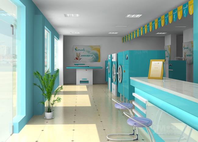 洗衣店收银管理系统方案