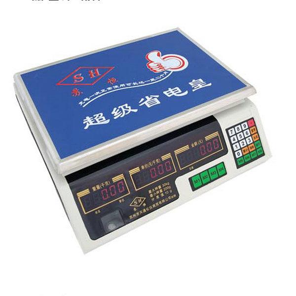 电子计价秤(苏恒24键)