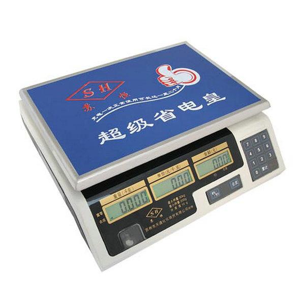 电子计价秤(苏恒14键)