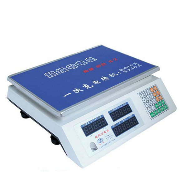 电子计价秤(红蝶30公斤)