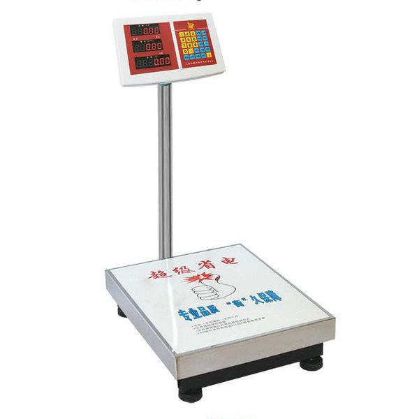红蝶电子台秤(100公斤)