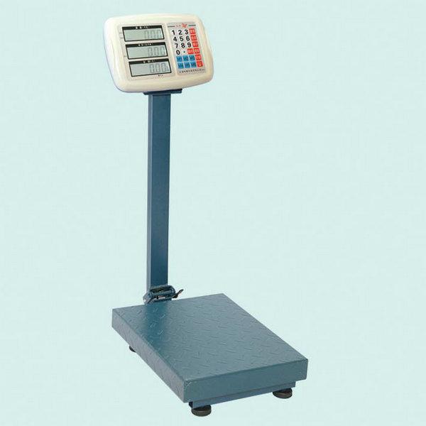 红蝶电子台秤(300kg)
