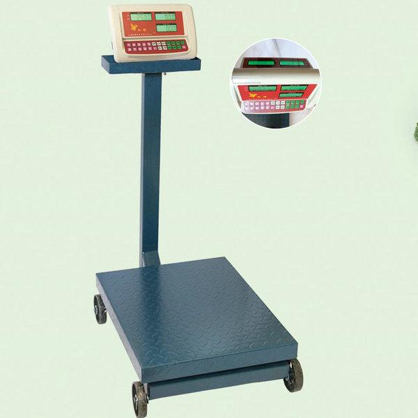 电子台秤(红蝶100公斤)