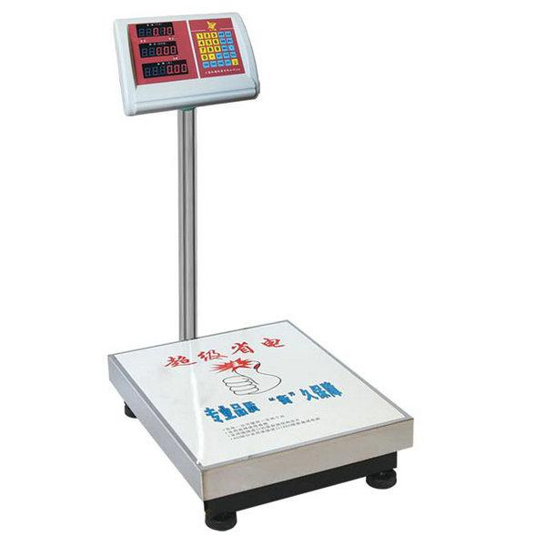 电子台秤(红蝶300公斤)