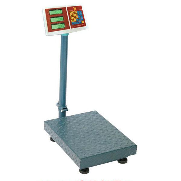 红蝶电子台秤100公斤