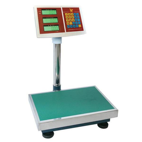 红蝶液晶电子台秤