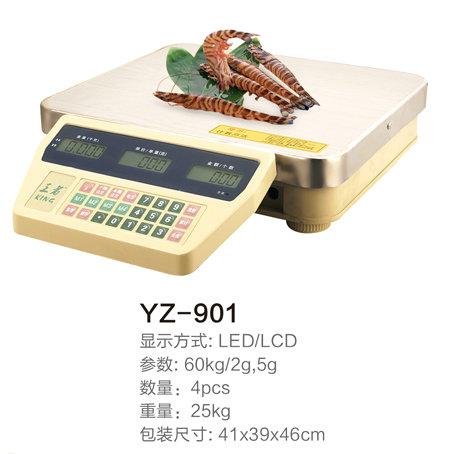 电子台秤(YZ-901)