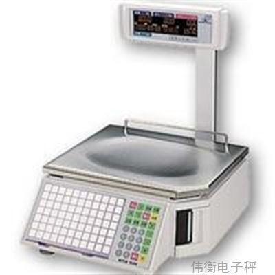 托利多RL00-3610/4610中文显示型条码秤