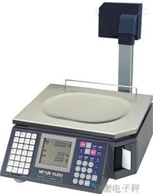 托利多RL00-3900/4900单机型条码秤